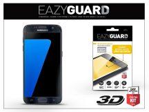 Samsung G930F Galaxy S7 gyémántüveg képernyővédő fólia - Diamond Glass 3D Fullcover - fekete