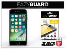 Apple iPhone 7 gyémántüveg képernyővédő fólia - Diamond Glass 2.5D Fullcover - fekete