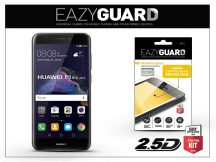 Huawei P9 Lite (2017) gyémántüveg képernyővédő fólia - Diamond Glass 2.5D Fullcover - fekete