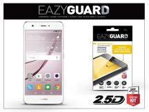 Huawei Nova gyémántüveg képernyővédő fólia - Diamond Glass 2.5D Fullcover - fehér