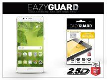 Huawei P10 Plus gyémántüveg képernyővédő fólia - Diamond Glass 2.5D Fullcover - fehér