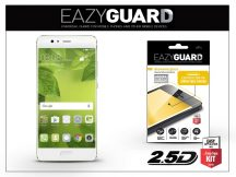 Huawei P10 gyémántüveg képernyővédő fólia - Diamond Glass 2.5D Fullcover - fehér