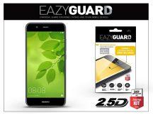 Huawei Nova 2 Plus gyémántüveg képernyővédő fólia - Diamond Glass 2.5D Fullcover - fekete