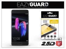 Huawei/Honor 9 gyémántüveg képernyővédő fólia - Diamond Glass 2.5D Fullcover - fekete