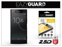 Sony Xperia XZ Premium (G8141) gyémántüveg képernyővédő fólia - Diamond Glass 2.5D Fullcover - fekete