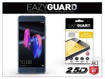 Huawei/Honor 9 gyémántüveg képernyővédő fólia - Diamond Glass 2.5D Fullcover - kék