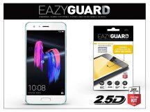 Huawei/Honor 9 gyémántüveg képernyővédő fólia - Diamond Glass 2.5D Fullcover - fehér