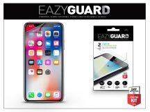Apple iPhone X képernyővédő fólia - 2 db/csomag (Crystal/Antireflex HD)