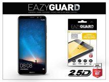 Huawei Mate 10 Lite gyémántüveg képernyővédő fólia - Diamond Glass 2.5D Fullcover - fekete
