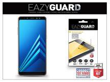 Samsung A730F Galaxy A8 Plus (2018) gyémántüveg képernyővédő fólia - 1 db/csomag (Diamond Glass)