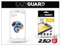 Xiaomi Mi A1 gyémántüveg képernyővédő fólia - Diamond Glass 2.5D Fullcover - fehér