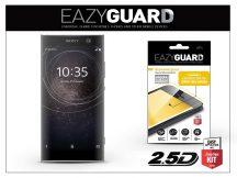 Sony Xperia XA2 Ultra (H3213/H3223/H4213/H4233) gyémántüveg képernyővédő fólia - Diamond Glass 2.5D Fullcover - fekete