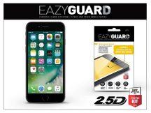 Apple iPhone 6/6S gyémántüveg képernyővédő fólia - Diamond Glass 2.5D Fullcover - fekete