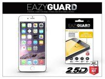 Apple iPhone 6/6S gyémántüveg képernyővédő fólia - Diamond Glass 2.5D Fullcover - fehér