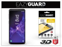 Samsung G965F Galaxy S9 Plus gyémántüveg képernyővédő fólia - Diamond Glass 3D Fullcover - fekete