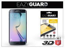 Samsung SM-G925 Galaxy S6 Edge gyémántüveg képernyővédő fólia - Diamond Glass 3D Fullcover - transparent
