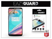 OnePlus 5T (A5010) képernyővédő fólia - 2 db/csomag (Crystal/Antireflex HD)