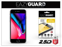 Apple iPhone 7 Plus/8 Plus gyémántüveg képernyővédő fólia - Diamond Glass 2.5D Fullcover - fekete