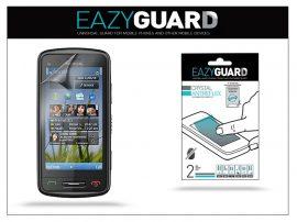 Nokia C6-01 képernyővédő fólia - 2 db/csomag (Crystal/Antireflex)