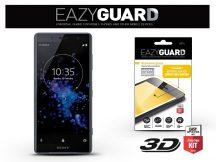 Sony Xperia XZ2 Compact (H8314/H8324) gyémántüveg képernyővédő fólia - Diamond Glass 3D Fullcover - fekete