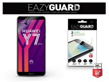 Huawei Y7 (2018)/Huawei Y7 Prime (2018)/Honor 7C képernyővédő fólia - 2 db/csomag (Crystal/Antireflex HD)