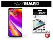 LG G7 ThinQ G710 képernyővédő fólia - 2 db/csomag (Crystal/Antireflex HD)