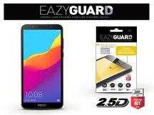 Huawei/Honor 7S gyémántüveg képernyővédő fólia - Diamond Glass 2.5D Fullcover - fekete