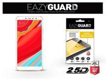 Xiaomi Redmi S2/Y2 gyémántüveg képernyővédő fólia - Diamond Glass 2.5D Fullcover - fehér