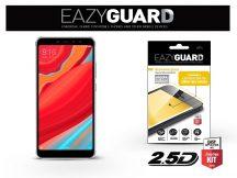 Xiaomi Redmi S2 gyémántüveg képernyővédő fólia - Diamond Glass 2.5D Fullcover - fekete