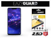 Huawei Mate 20 Lite/P Smart+ gyémántüveg képernyővédő fólia - Diamond Glass 2.5D Fullcover - fekete