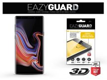 Samsung N960F Galaxy Note 9 gyémántüveg képernyővédő fólia - Diamond Glass 3D Fullcover - fekete