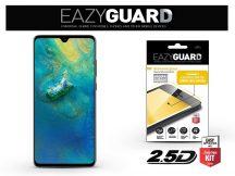 Huawei Mate 20 gyémántüveg képernyővédő fólia - Diamond Glass 2.5D Fullcover - fekete