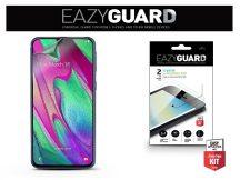 Samsung A405F Galaxy A40 képernyővédő fólia - 2 db/csomag (Crystal/Antireflex HD)