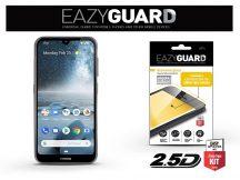 Nokia 4.2 gyémántüveg képernyővédő fólia - Diamond Glass 2.5D Fullcover - fekete