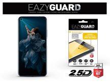 Huawei Nova 5T/Honor 20/Honor 20 Pro gyémántüveg képernyővédő fólia - Diamond Glass 2.5D Fullcover - fekete