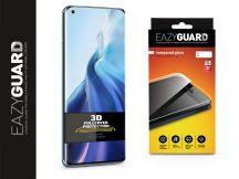 Xiaomi Mi 11 gyémántüveg képernyővédő fólia - Diamond Glass 3D Fullcover - fekete