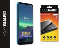 Nokia 1.4 gyémántüveg képernyővédő fólia - Diamond Glass 2.5D Fullcover - fekete