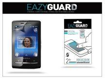 Sony Ericsson Xperia Mini képernyővédő fólia - 2 db/csomag (Crystal/Antireflex)