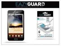 Samsung N7000 Galaxy Note képernyővédő fólia - 2 db/csomag (Crystal/Antireflex HD)