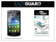 Samsung S8600 Wave 3 képernyővédő fólia - 2 db/csomag (Crystal/Antireflex)