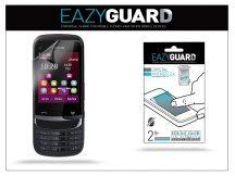 Nokia C2-02 képernyővédő fólia - 2 db/csomag (Crystal/Antireflex)
