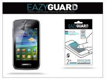 Samsung S5380 Galaxy Wave Y képernyővédő fólia - 2 db/csomag (Crystal/Antireflex)