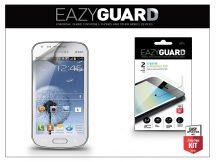 Samsung S7562 Galaxy S Duos képernyővédő fólia - 2 db/csomag (Crystal/Antireflex HD)