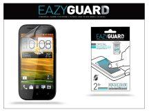 HTC One SV képernyővédő fólia - 2 db/csomag (Crystal/Antireflex)