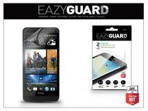 HTC One (M7) képernyővédő fólia - 2 db/csomag (Crystal/Antireflex HD)
