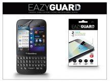 BlackBerry Q5 képernyővédő fólia - 2 db/csomag (Crystal/Antireflex HD)
