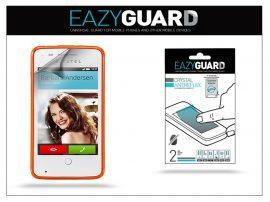 Alcatel One Touch Fire képernyővédő fólia - 2 db/csomag (Crystal/Antireflex)