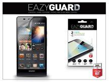 Huawei Ascend P6 képernyővédő fólia - 2 db/csomag (Crystal/Antireflex HD)