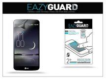 LG D955 G Flex képernyővédő fólia - 2 db/csomag (Crystal/Antireflex)