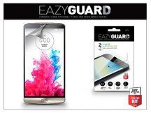 LG G3 D855 képernyővédő fólia - 2 db/csomag (Crystal/Antireflex HD)